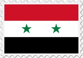 Flag - Flag Of Syria Flag Of Iraq National Flag PNG