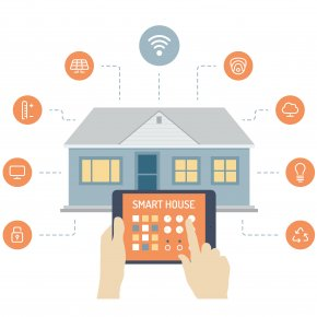Home Appliances - Home Automation Kits Internet Of Things Smart Device OSGi PNG