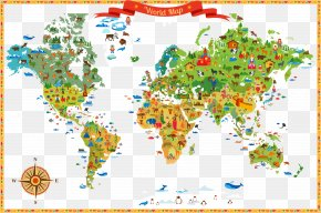 Floating World Map - Ecuador Expatriate Where-to-be-born Index InterNations Country PNG