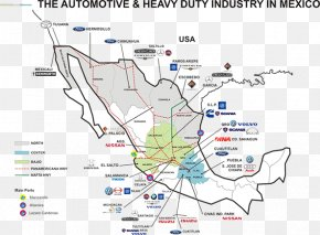 Industrial Plant - Mexico Car Automotive Industry Ford Motor Company PNG