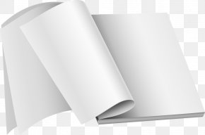 White Book - Notebook Writing Clip Art PNG