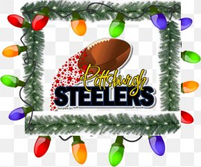 Pittsburgh Penguins Desktop Wallpaper - Pittsburgh Steelers Steeler Nation Christmas Ornament PNG
