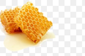 Honey Image - Mu0101nuka Honey Honey Bee Honeycomb PNG