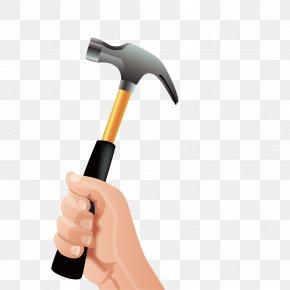 Vector Hammer - Framing Hammer Hand Tool PNG