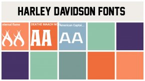 Harley Davidson Font Free - Open-source Unicode Typefaces Microsoft Word Font PNG