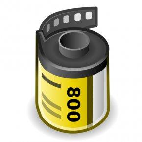 35Mm Film Cliparts - Photographic Film Kodak Photography Clip Art PNG