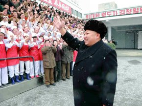 Kim Jong-un - Pyongyang United States Russia Sony Pictures Hack Korean Central News Agency PNG