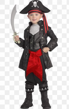 Piracy Boy - Fortnite Battle Royale Piracy Battle Royale Game Costume PNG