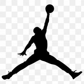Nike - Jumpman Air Jordan Logo Nike Swoosh PNG