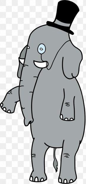 Dog - Indian Elephant Dog Canidae Cartoon Clip Art PNG