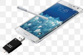 Edge - Samsung Galaxy Note Edge Samsung Galaxy Note 4 Samsung Galaxy S Internationale Funkausstellung Berlin PNG