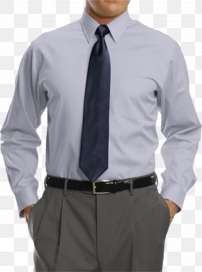 Dress Shirt Image - T-shirt Dress Shirt Collar Clothing PNG