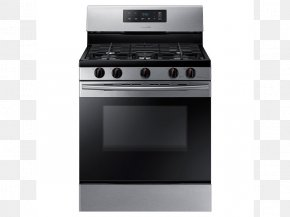 Gas Stoves - Samsung NX58H5600 Cooking Ranges Home Appliance Gas Stove PNG
