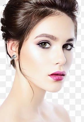 Beauty Cheek - Face Hair Eyebrow Chin Hairstyle PNG