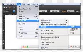 Tiff - Portable Document Format PDF/A TIFF Data Conversion PNG