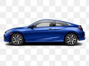 Honda - 2018 Honda Civic Coupe Coupé 2017 Honda Civic Coupe Car Dealership PNG
