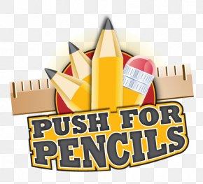 Schoolbag School Supplies - Logo School Supplies Pencil Clip Art PNG