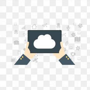 Vector Network Material And Cloud Icon - Responsive Web Design Service Cloud Computing Business Icon PNG