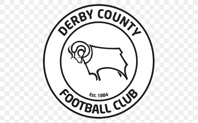 Derby County F C Wikipedia Logo Football Dream League Soccer Png 512x512px Derby County Fc Area Badge