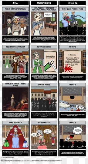 France - French Revolution France Execution Of Louis XVI Comics French First Republic PNG