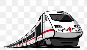 Train - Train Rail Transport Clip Art: Transportation Image PNG