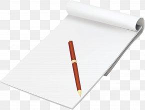 Pencil - Paper Pencil Notebook Clip Art PNG