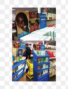 Marketing Postcard - Convenience Shop Plastic Supermarket PNG