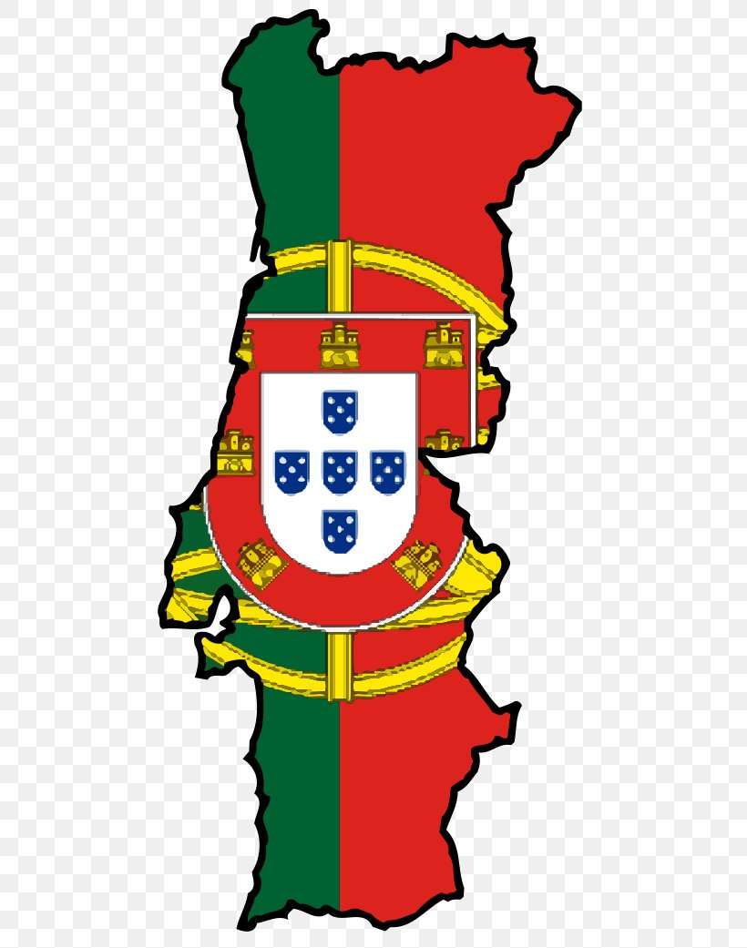 Flag Of Portugal National Flag Country, PNG, 499x1041px, Flag Of Portugal,  Area, Artwork, Colonial Empire, Country