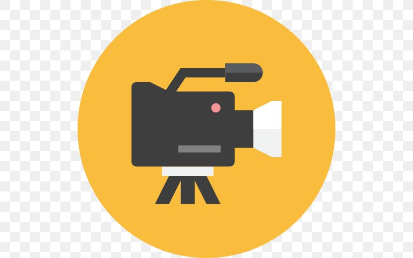 Video Cameras Sound Recording And Reproduction, PNG, 512x512px, Video Cameras, Area, Camera, Film, Logo Download Free