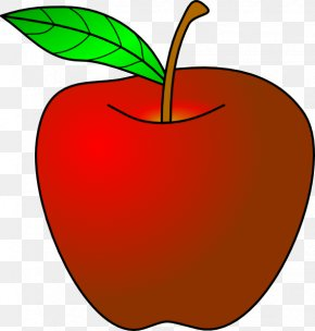 Apple Clip Art - Apple Red Clip Art PNG