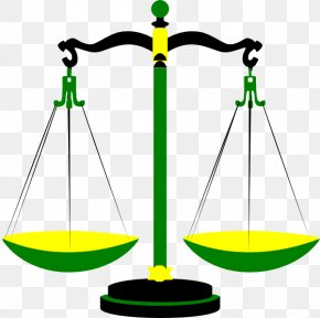 Symbol - Measuring Scales Lady Justice Clip Art PNG