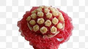 Soap Flower Bouquet - Flower Bouquet Clip Art PNG