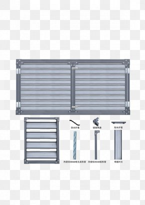 Aluminum Blinds Renderings - Window Blind Aluminium PNG