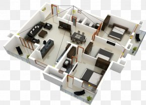 Design - House Plan Interior Design Services Sweet Home 3D 3D Floor Plan PNG