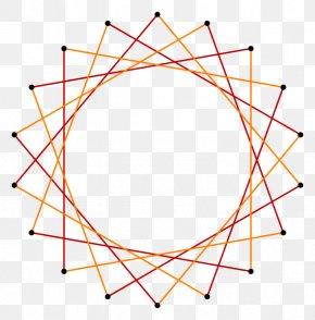 Triangle - Star Polygon Pentadecagon Icosagon Triangle PNG