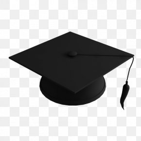 Hat - Square Academic Cap Graduation Ceremony Hat Academic Dress Doctorate PNG