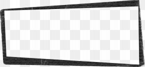 Black Frame - Black White Pattern PNG