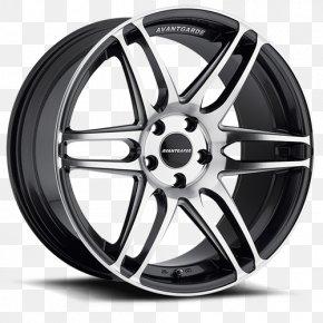 Car - Car Rim Wheel Tire SPEC-1 PNG