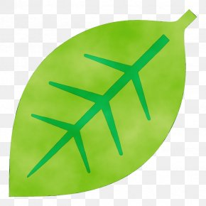Symbol Logo - Green Yellow Leaf Logo Font PNG