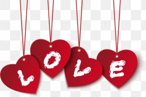 Valentine's Day - Valentine's Day Love International Kissing Day Wish Clip Art PNG