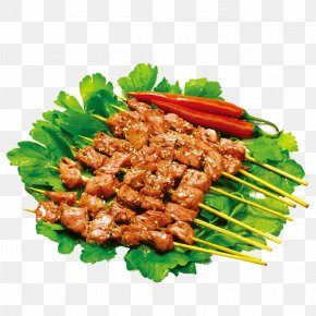 Barbecue - Barbecue Kebab Chuan Lamb And Mutton PNG
