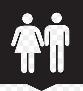 Toilet - Sign Bathroom Shower Safety Unisex Public Toilet PNG