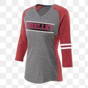 T-shirt - T-shirt Hoodie South Lyon Sleeve PNG