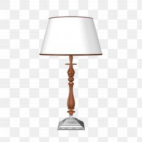 Table Lamp - Light Lampe De Bureau Lampshade PNG