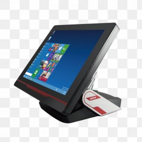 Point Of Sale Display - Point Of Sale Windows Embedded Industry Touchscreen Sales Celeron PNG
