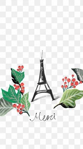 Cartoon Eiffel Tower - Eiffel Tower Cartoon Illustration PNG
