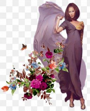 Flower - Floral Design Flower Bouquet Decoupage Clip Art PNG