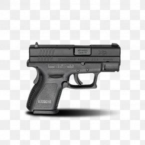 Handgun - Springfield Armory XDM HS2000 .40 S&W Firearm PNG
