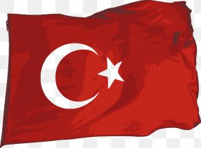Turk - Flag Of Turkey National Flag Flag Of Canada PNG