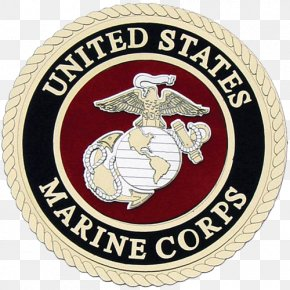 United States - United States Marine Corps Eagle, Globe, And Anchor Marines Military PNG